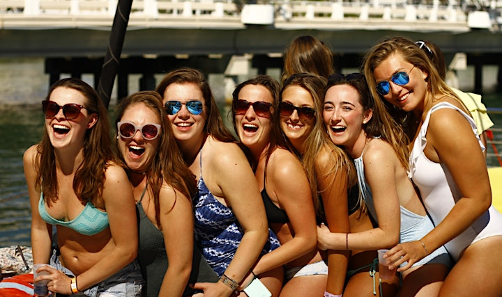 #SAVAGE BOAT MIAMI PARTY BOAT image