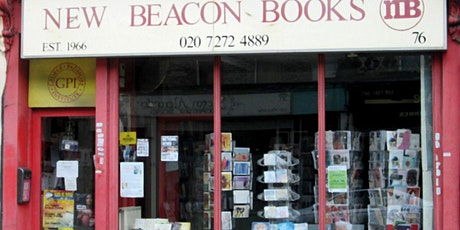 Books, Violence and Resistance (3/4) New Beacon books tickets