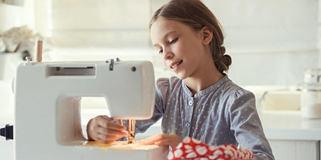 Teen sewing workshop - snuggly cat wheat bag tickets
