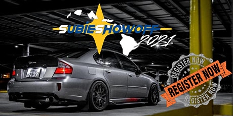 Subie Showoff 2021 tickets