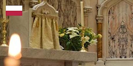 Polish Mass - St Mary's Catholic Church in Halifax tickets