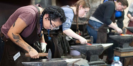 Introduction to Blacksmithing for Women tickets