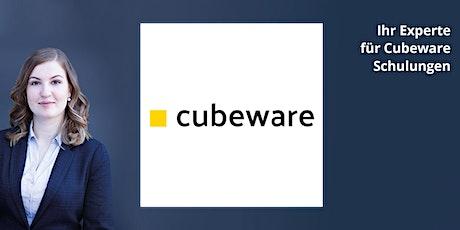 Cubeware Cockpit Maps - Schulung ONLINE Tickets