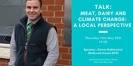 BSW: Meat, dairy and climate change. A local perspective tickets