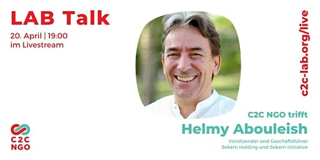 LAB Talk mit Helmy Abouleish Tickets