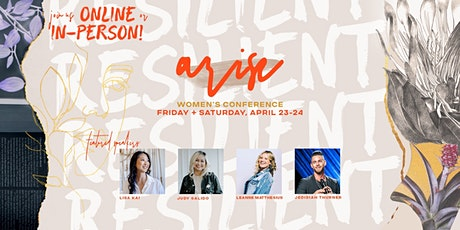 Arise 2021: RESILIENT tickets