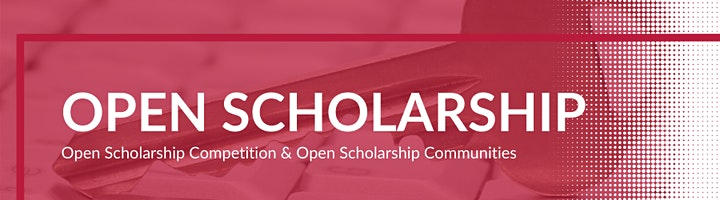 Putting together the pieces: How can Communities support Open Scholarship? image