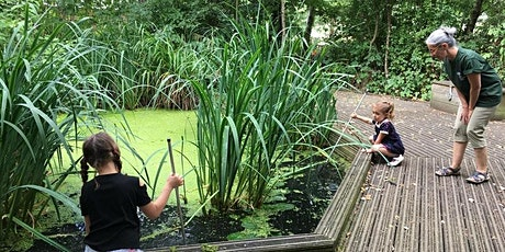 Pond Dipping, minibeast hunts and eco-art tickets