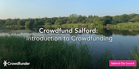 Crowdfund Salford LIVE + Learn: How to crowdfund tickets