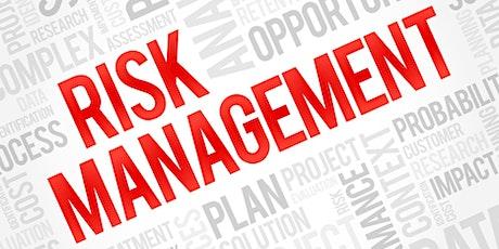 Risk Management Professional (RMP) Training In Redding, CA tickets