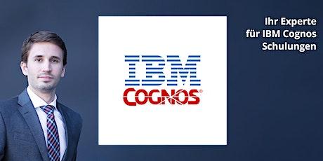 IBM Cognos TM1 Professional - Schulung ONLINE Tickets