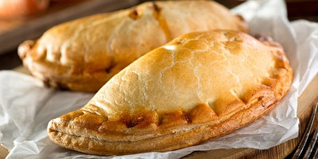 Youth cooking - Vegetarian Pasties tickets