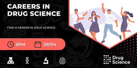 Careers in Drug Science tickets