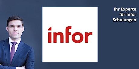 Infor BI Reporting - Schulung ONLINE Tickets