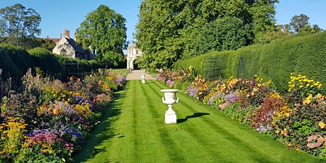 Bishop's House Open Garden in aid of Home-Start Norfolk tickets