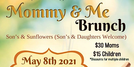 Mommy & Me Brunch tickets