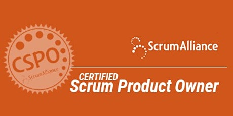 Certified Scrum Product Owner (CSPO) Training In Brownsville, TX tickets