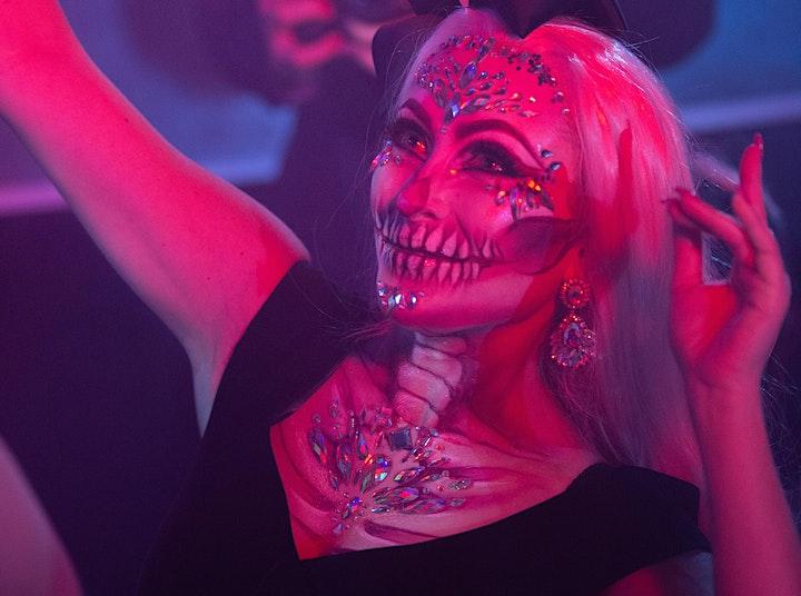 Neon Moon Club Cirque HALLOWEEN *The Haunted Toy Shop* image