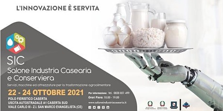 SALONE INDUSTRIA CASEARIA E CONSERVIERA tickets