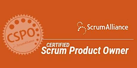Certified Scrum Product Owner (CSPO) Training In Destin, FL tickets