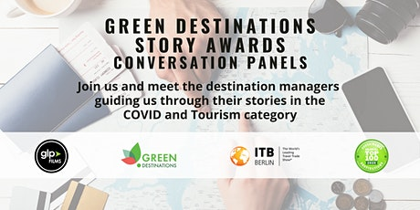 Green Destinations Story Awards Conversation: Covid & Tourism Strategy tickets