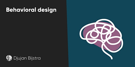 Service design webinar voor zorgprofessionals: Behavioral design tickets