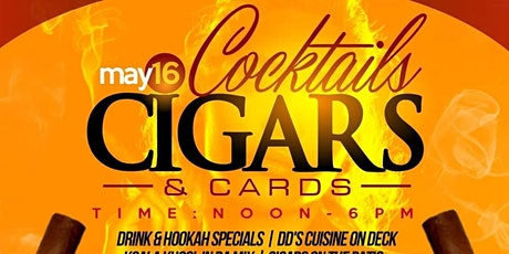 Cocktails, Cards & Cigars tickets
