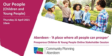LOIP Refresh: Prosperous Children & Young People Online Stakeholder Session tickets