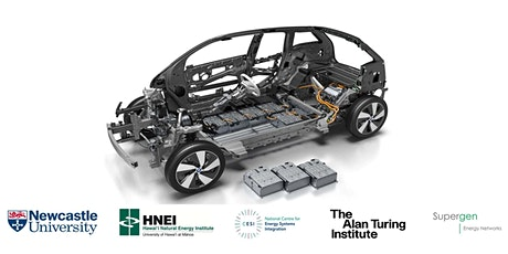 Smart Charging Webinar: Li-ion Battery diagnosis and prognosis tickets