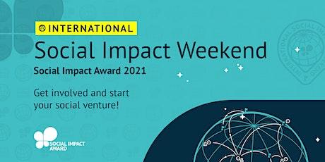 International Social Impact Weekend biglietti