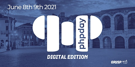 phpday 2021 Digital Edition Tickets