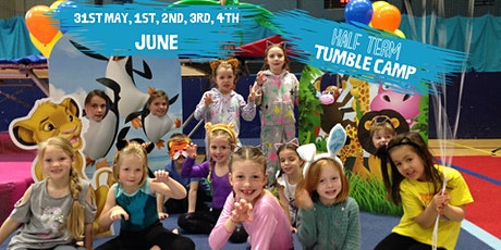 Gymnastics Camp | 31st May, 1st, 2nd, 3rd & 4th June tickets