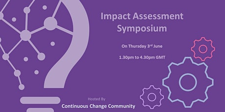 Impact Assessment Symposium tickets
