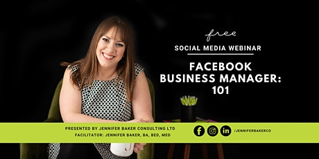 Facebook Business Manager 101 tickets