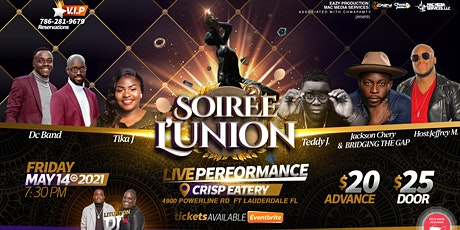 Soiree  L'union tickets