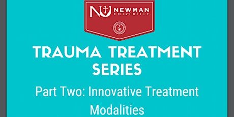 Trauma Treatment Series, Part 2: Innovative Treatment Modalities tickets