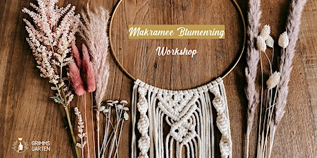 Makramee Ring Workshop in Berlin tickets