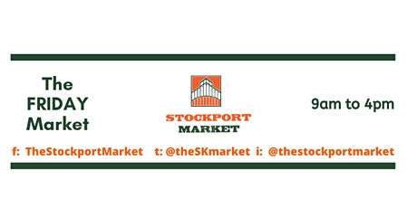 The Friday Market at Stockport Market tickets