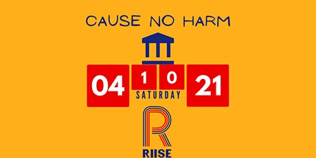 Registration Closed | Cause No Harm: Curricular Concerns & How To Cure Them tickets