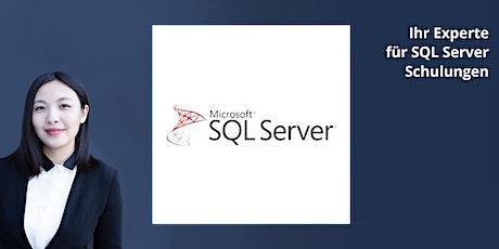 Microsoft SQL Server kompakt - Schulung ONLINE Tickets