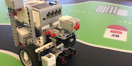Lego Mindstorms (ouder/kind) tickets