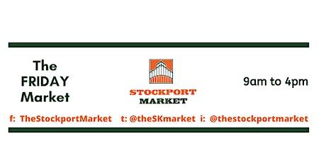 The SATURDAY Market at Stockport Market tickets