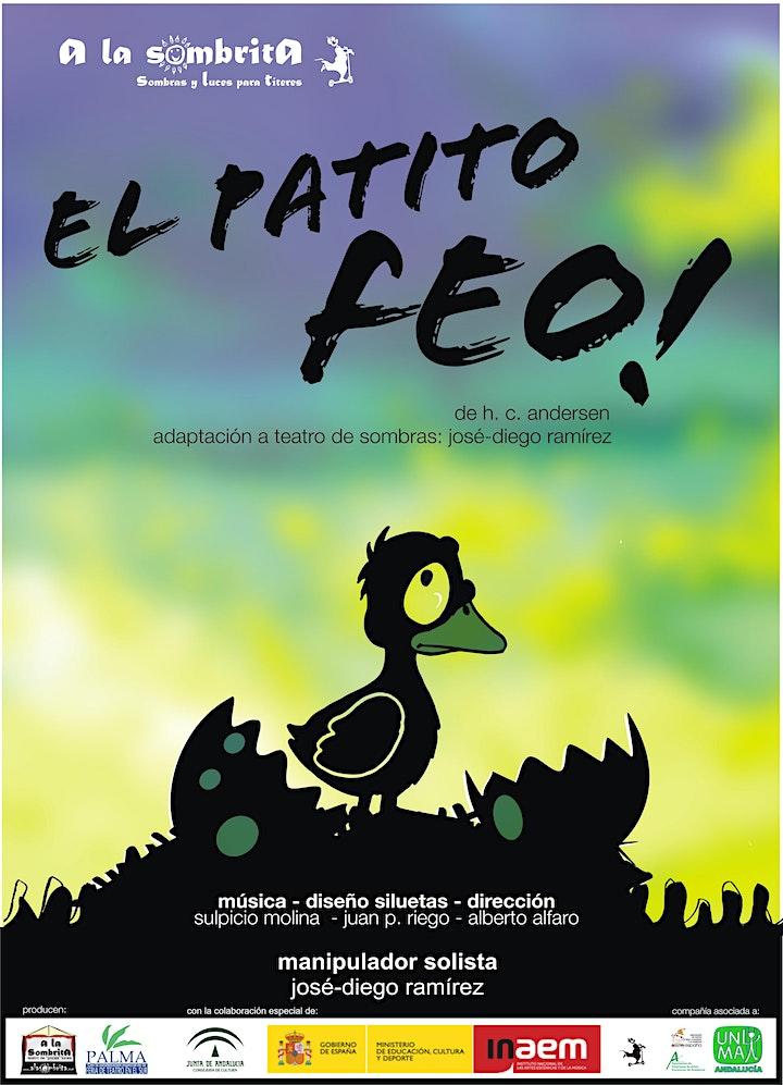 """Imagen de Muestra de Teatro """"Alasombrita"""": EL PATITO FEO"""
