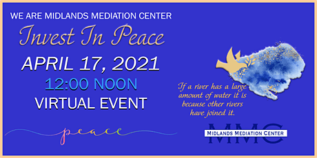 2021 Friend-Raising: Invest In Peace tickets