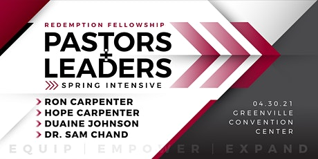RF Pastors & Leaders Spring Intensive tickets