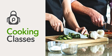 Couples Cooking: Spring Grilling and Sides tickets