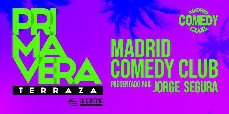 Noches con Madrid Comedy Club, presentado por Jorge Segura entradas