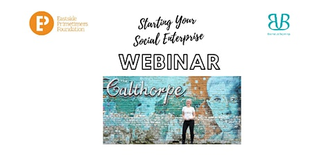 Webinar: starting your own social enterprise with Ann Nkune tickets
