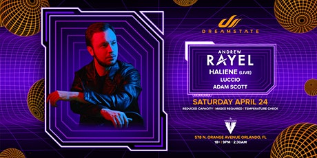 Dreamstate featuring Andrew Rayel tickets