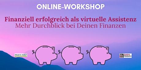 Online-Workshop für virtuelle Assistenten Tickets